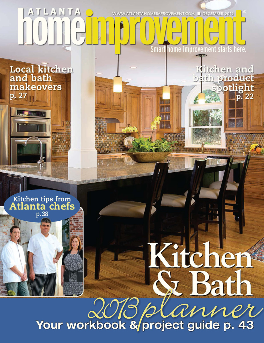 Atlanta home improvement cover momentum construction for Home building magazines